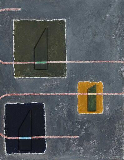 Ted Gahl, '(i) Hidden Sloops (5), (ii) Routes (3)', 2012