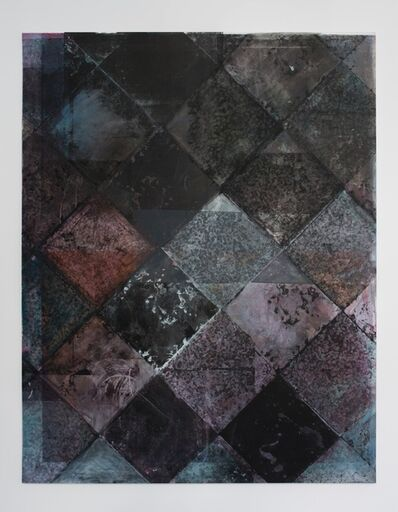 Baptiste Caccia, 'Frari numéro 1', 2017