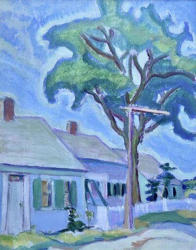 Jane Jarvis Mumford, 'The Old Oak Tree', 1915