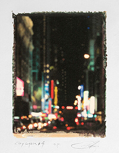 Paul Chojnowski, 'City Lights #', 2015