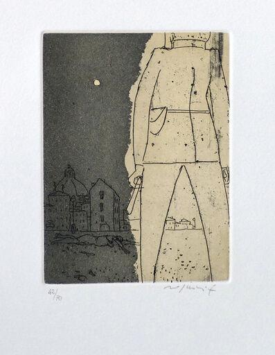 Franco Rognoni, 'unt', ca. 1970