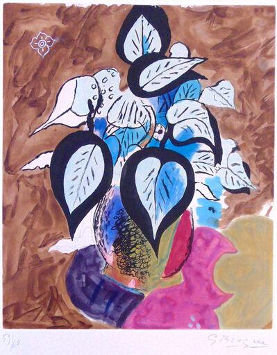 Georges Braque, 'Foliage in Colour | Feuillage en Couleurs', 1956