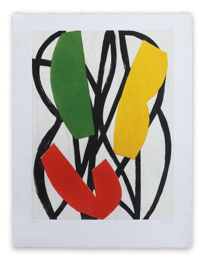 Alain Clément, '13F5G-2013 (Abstract print)', 2013