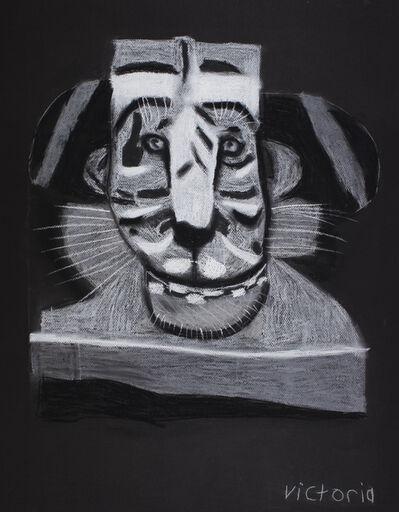 Victoria Atkinson, 'Warrior King Tiger', 2017