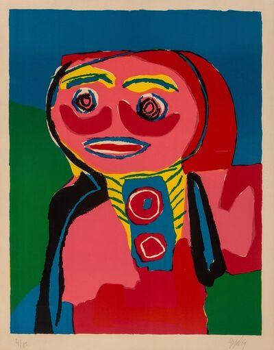Karel Appel, 'Figure', 1969