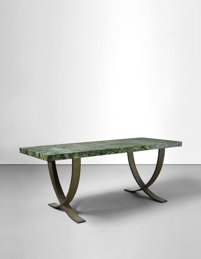 Paolo Buffa, 'Rare and important dining table', 1930s
