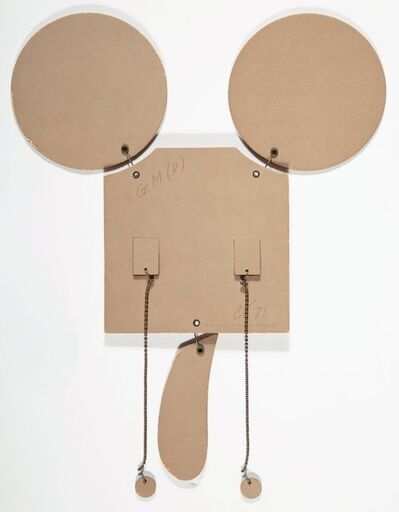 Claes Oldenburg, 'Geometric Mouse -- Scale D', 1971