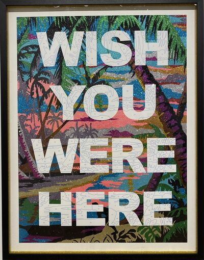 Benjamin Thomas Taylor, 'Wish You Were Here ', 2019