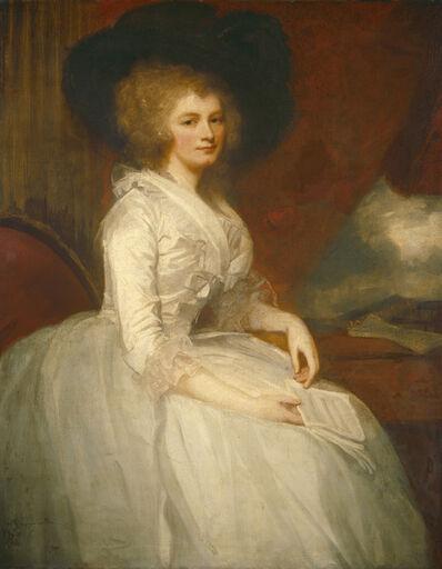 George Romney, 'Mrs. Alexander Blair', 1787-1789