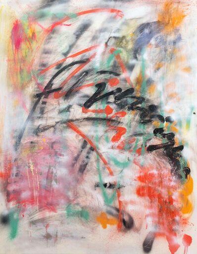 Thierry Furger, 'Fluechtig 3', 2020