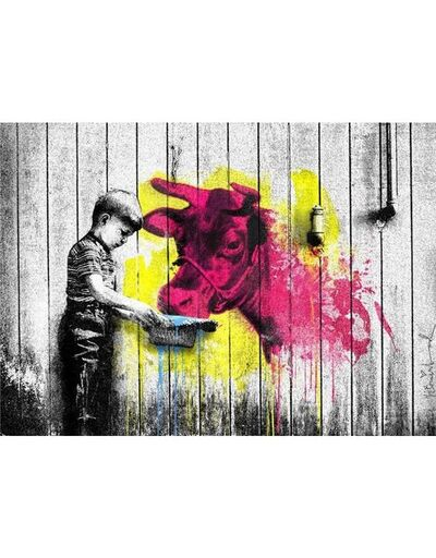 Mr. Brainwash, 'You Can Get What You Give', 2020