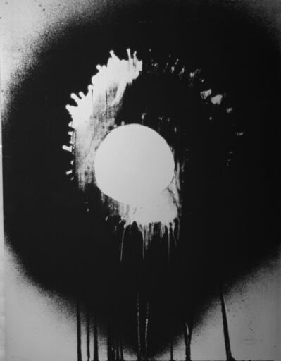 Otto Piene, 'Heseler Silver', 1971