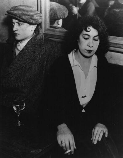 Brassaï, 'Couple faché au bal des Quatre-Saisons', ca. 1932