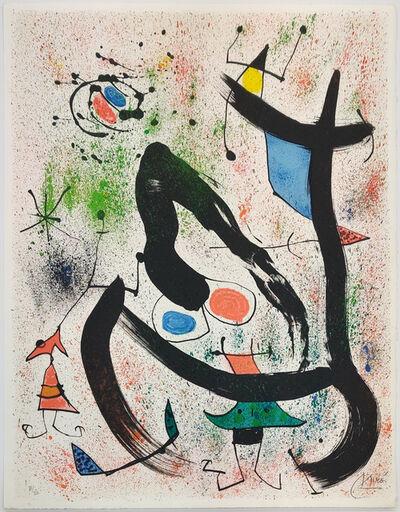 Joan Miró, 'THE SEERS IV (LES VOYANTS)', 1970