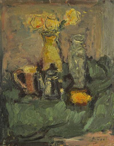 Aron Froimovich Bukh, 'Still life', 1988