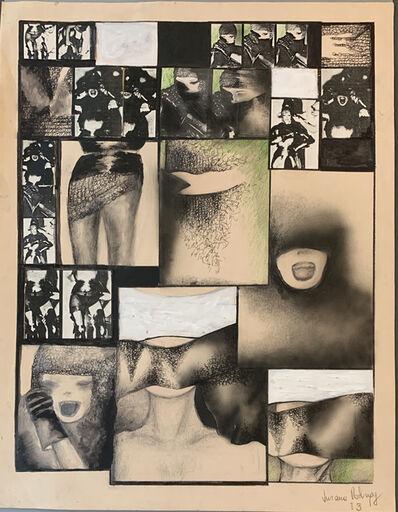 Susana Rodríguez, 'Armaduras', 1985