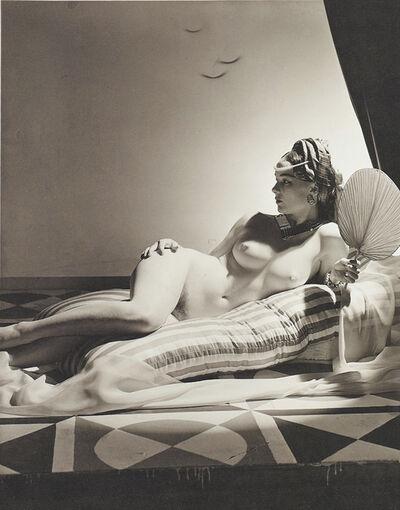 Horst P. Horst, 'Odalisque I, New York', 1943