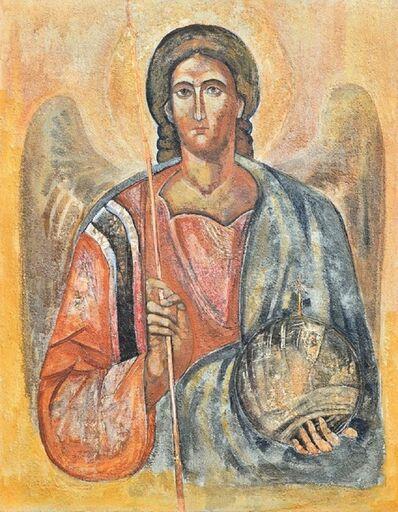 Esther Gonzalez, 'Arcangel Bizantino'