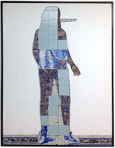 Adriana Varejão, 'Figura de Convite ', 1995