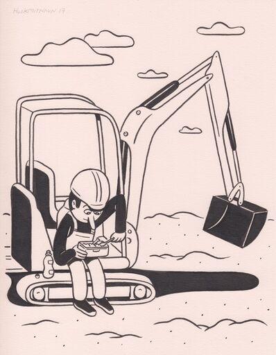 HuskMitNavn, 'Digging Lunch', 2017