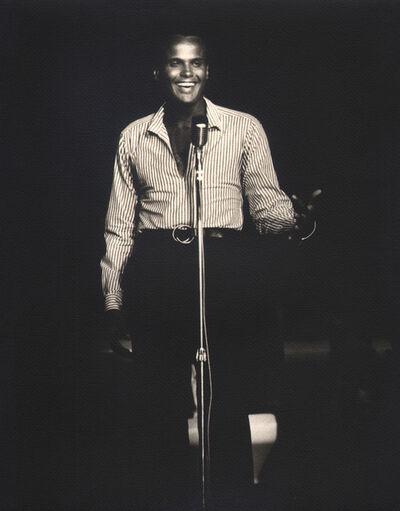Flip Schulke, 'Harry Belafonte', ca. 1960