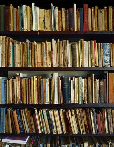 Andrew Moore, 'Anton's Books', 1998-2012