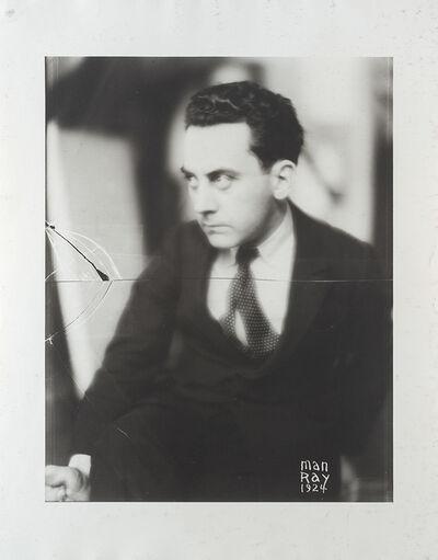 Man Ray, 'Autoritratto, 1924', 1960