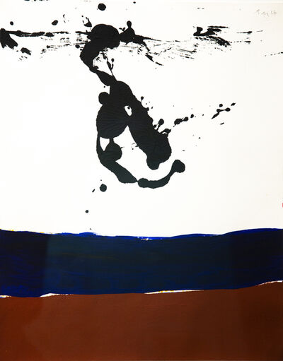 Robert Motherwell, 'Untitled', 1967