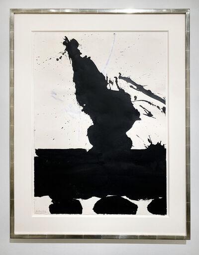 Robert Motherwell, 'Africa Suite No. 2', 1970