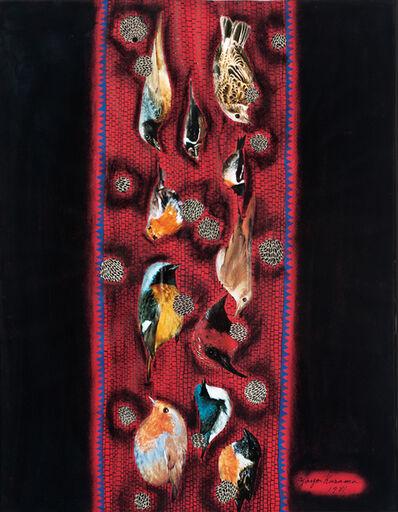 Yayoi Kusama, 'Night (Birds)', 1981