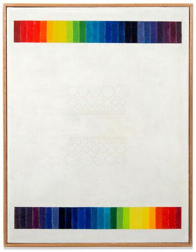 Kazuo Nakamura, 'Evolution 4', 1966