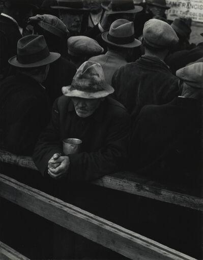 Dorothea Lange, 'White Angel', 1933
