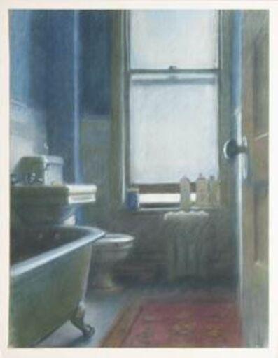 Bo Bartlett, 'Bathroom', 1979