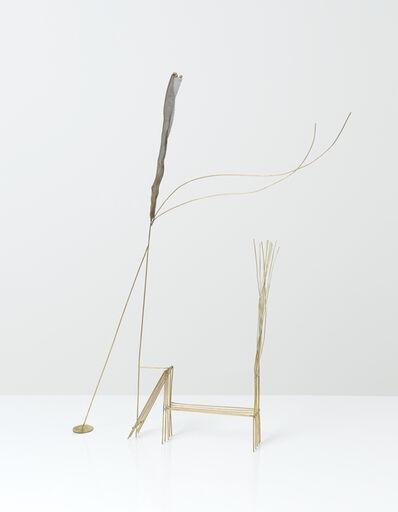 Fausto Melotti, 'Disegno nello Spazio', 1981