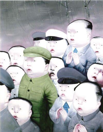 Yin Kun, 'Chinese Baby 11-05', 2011