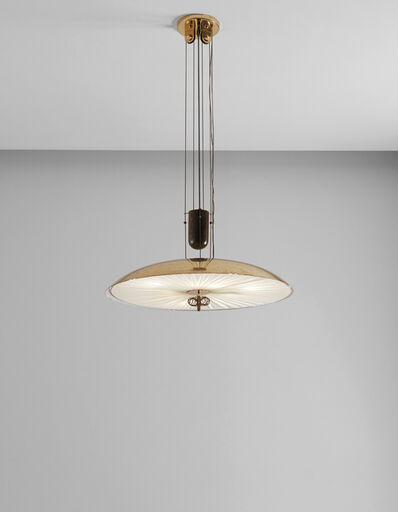 Paavo Tynell, 'Adjustable ceiling light, model no. 1003', 1950s