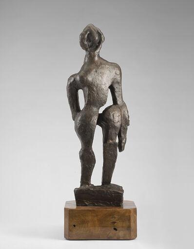 Ossip Zadkine, 'Femme debout', 1957