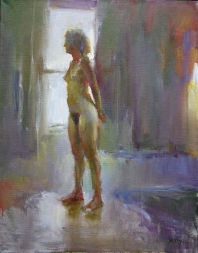 Fred Dalkey, 'Emily Standing at Window, Side View', 1992