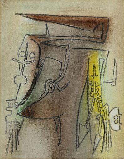 Wifredo Lam, 'Portrait', 1973