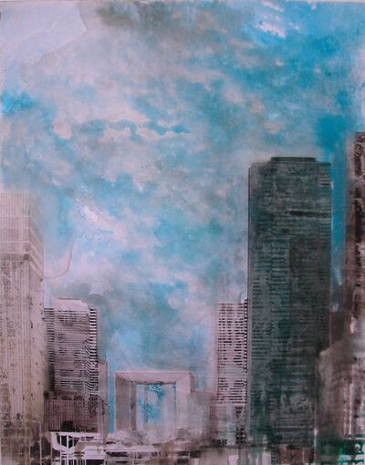 Gottfried Salzmann, 'La Défense', 2008