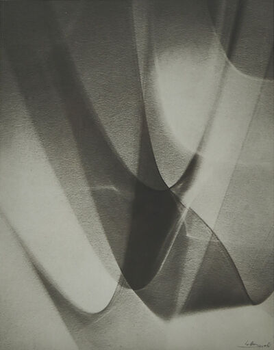 Lotte Jacobi, 'Photogenic Abstraction', ca. 1950-printed later