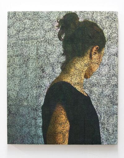 Sepideh Salehi, 'Mohr Portrait 2', 2017