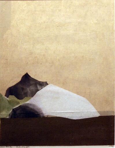 Toni Onley, 'Cape Blanco', 1994