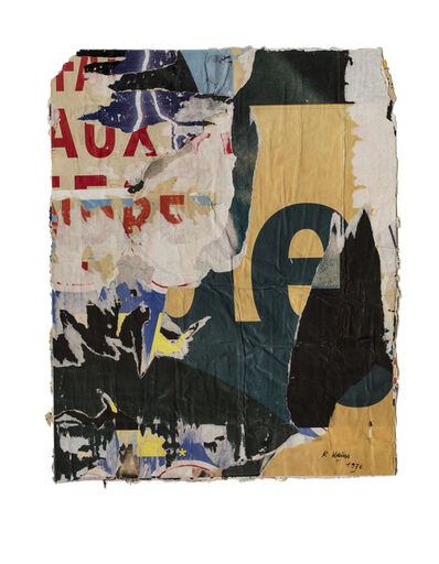 Raymond Hains, 'Untitled', 1976