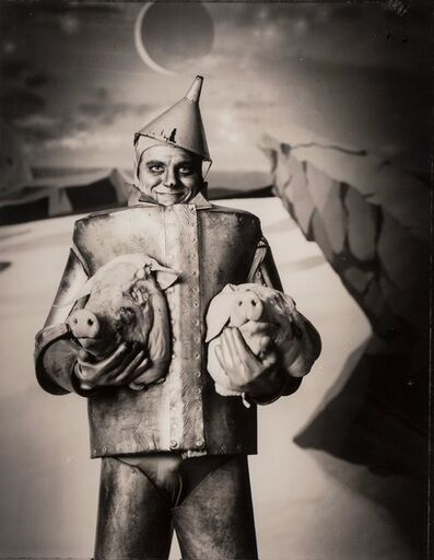 Michael Garlington, 'Tin Man on Pig Planet', 2001