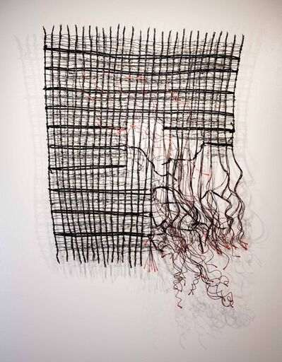 Kirsty Little, 'Frayed', 2019