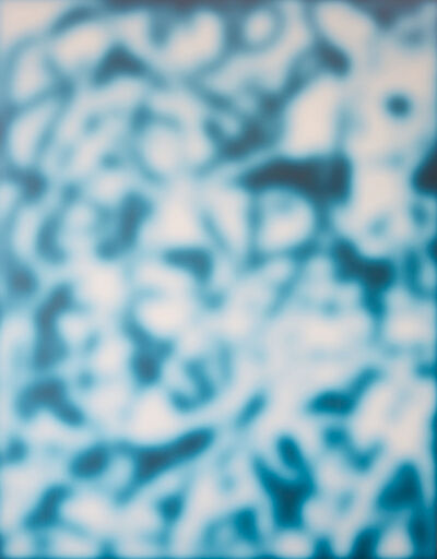 Jeff Elrod, 'Air-Step (Blue)', 2013