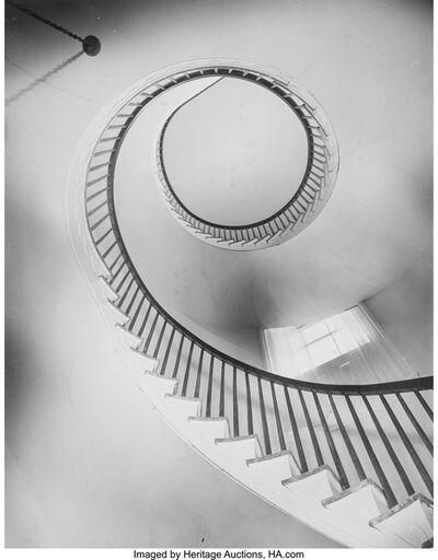 Clarence John Laughlin, 'The Autonomous Spiral', 1949