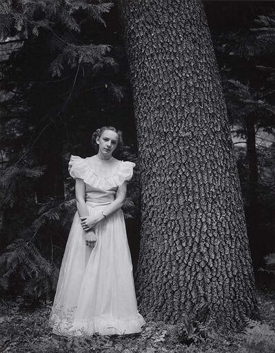 Ansel Adams, 'Graduation Dress, Yosemite Valley, California', 1948