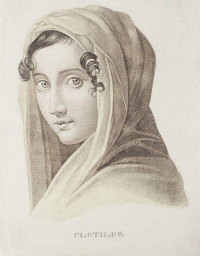Unknown, 'Clotilde's Portrait', 20th Century